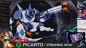 STREAMING NOW! - Power Armor VS Alien Droids
