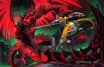 The Duel - My Tyla Tigress -vs- Idam Dragon