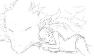 Sleepy time by MessatanienCarder