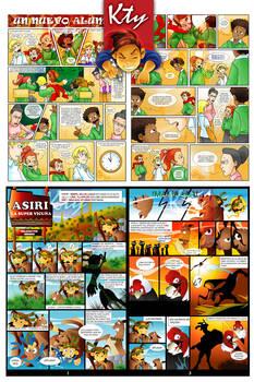Comics / Historietas