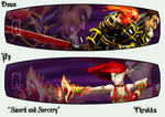 Entry - Sword and Sorcery by Thrakks