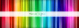 we are god colors