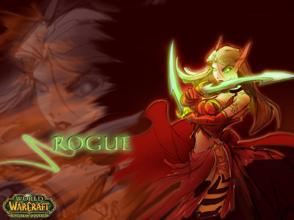 Undead or blood elf rogue nudes natural doll