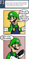 Luigi Tumblr Question 5