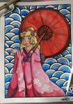 PA .:Kimono Peach:.