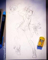 WIP .:PokemonSwordShield:. by Miapon