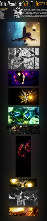 Delta-Visions ArtPack 1