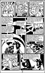 WRC Fan-Comic Page 3 'by Glen'