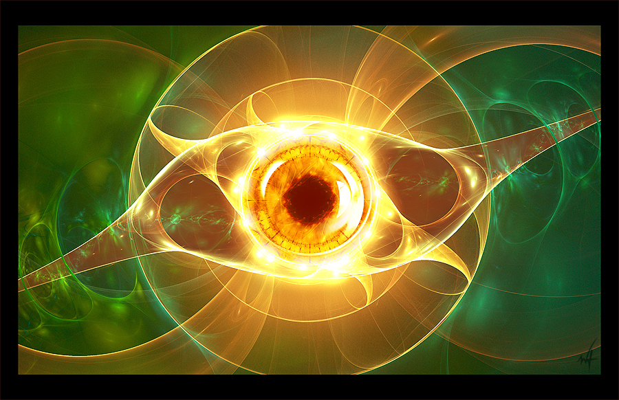 Apophysis Eye by peach