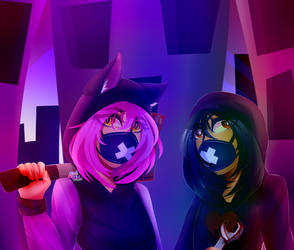 Murder (kc And Aphmau) by yaoigirls379