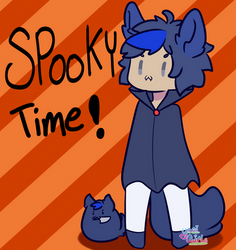 Spooky Time by yaoigirls379