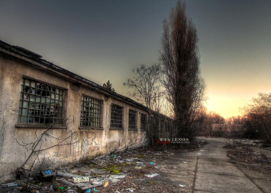 Abandoned by Piroshki-Photography