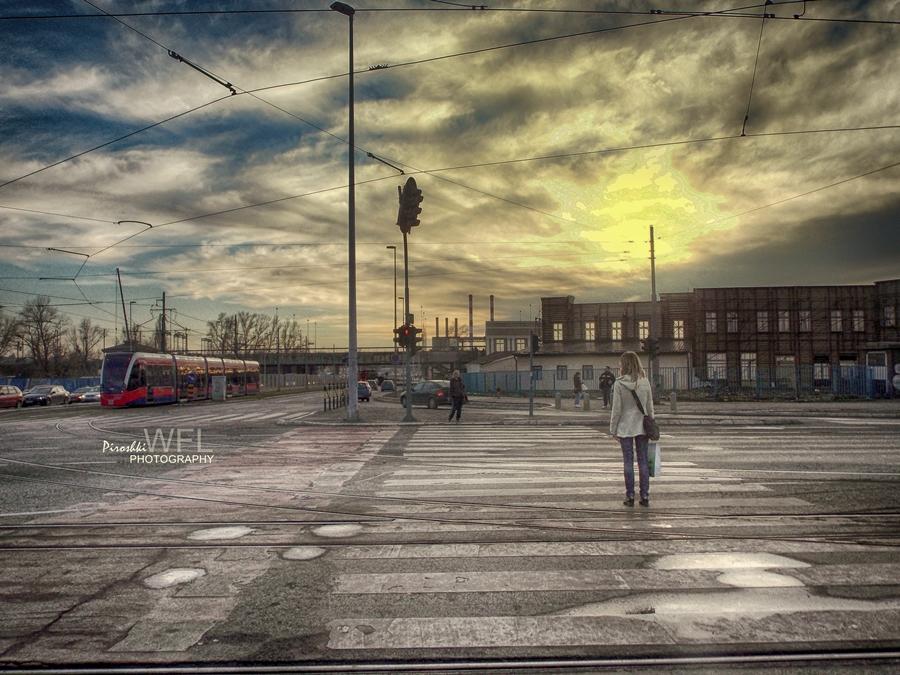 The world stopped by Piroshki-Photography