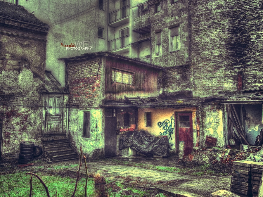 Dorcol by Piroshki-Photography