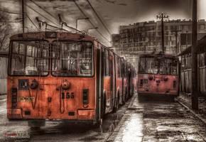 Poem about public transport