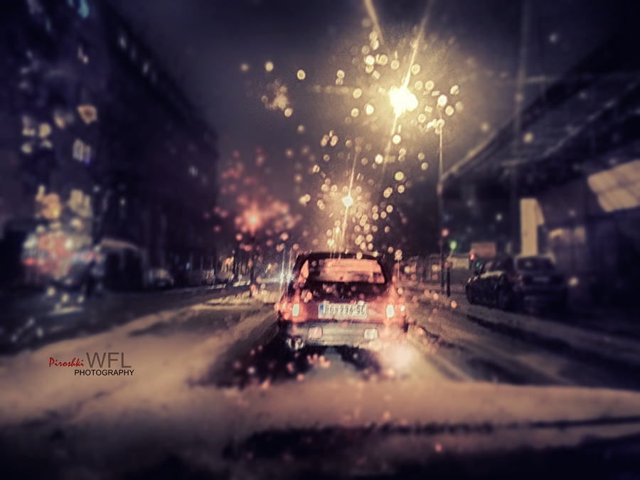 Song of winter driving