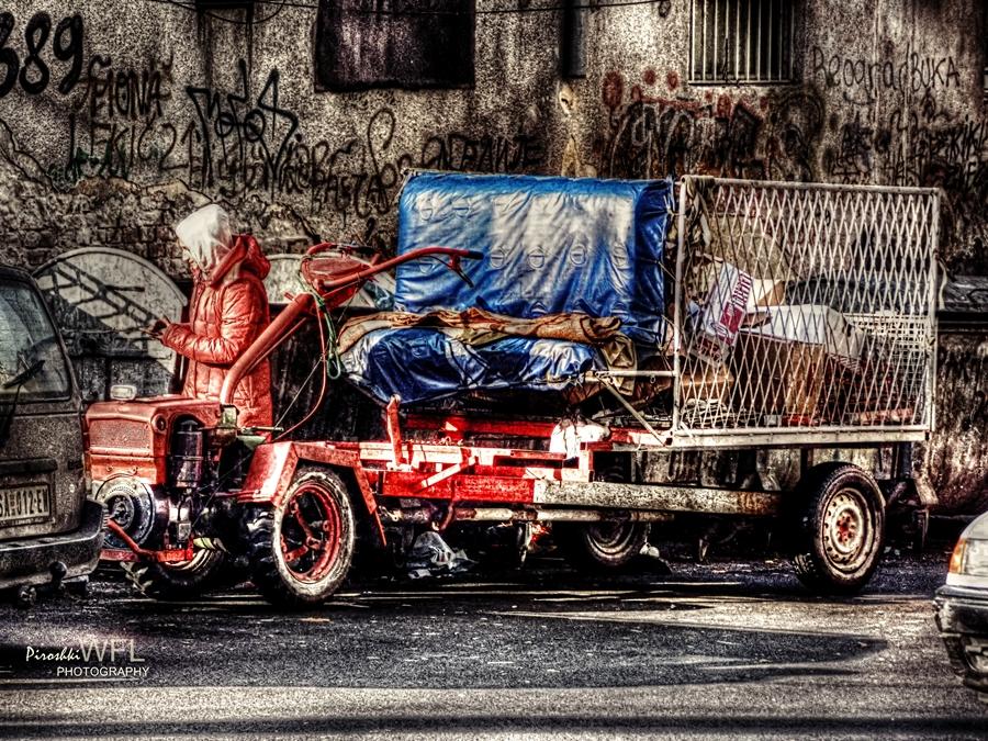 Life on the edge by Piroshki-Photography