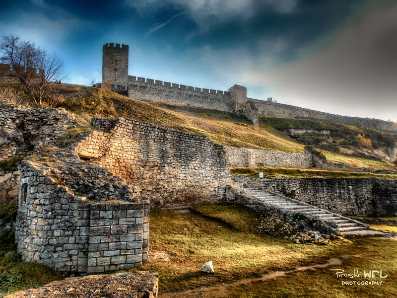 Belgrade fortress by Pyr0sky