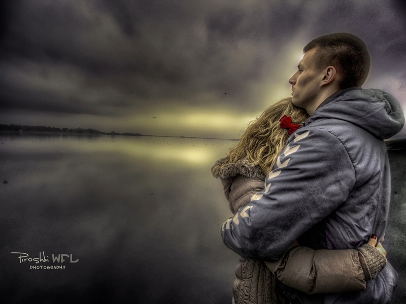 Hold her close by Piroshki-Photography