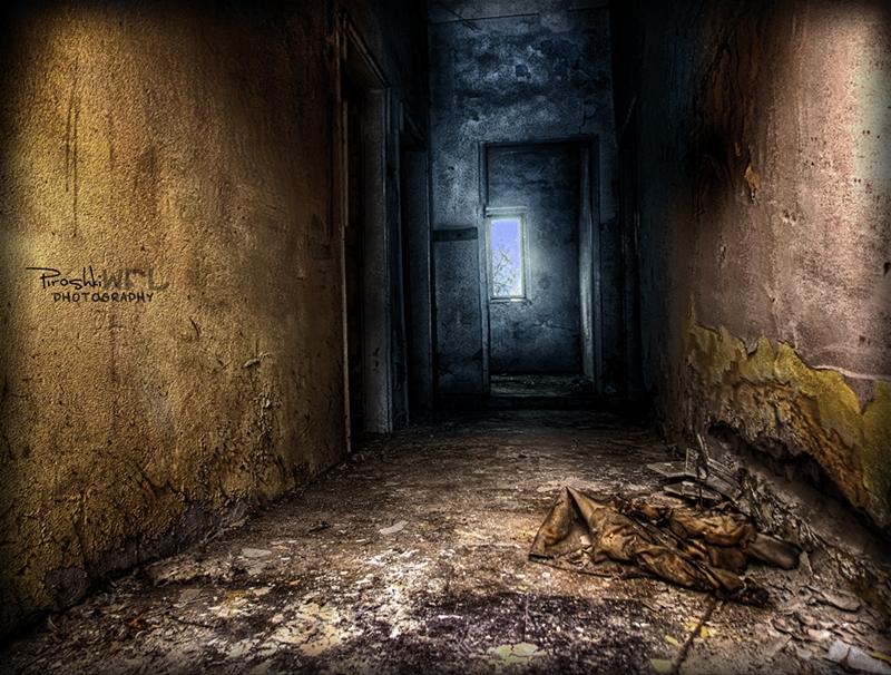 Hallway of past lifes by Piroshki-Photography