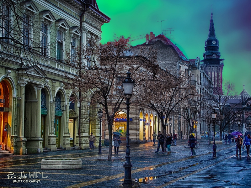 Subotica - a walk through by Piroshki-Photography