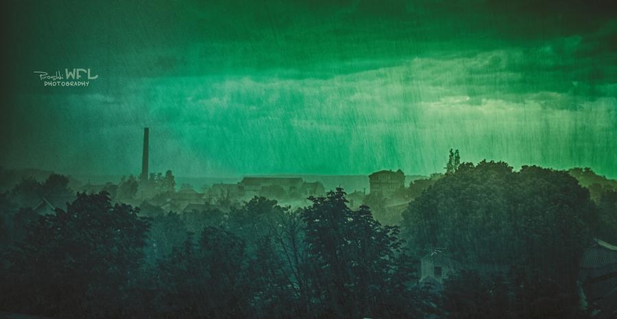 Storm by Piroshki-Photography