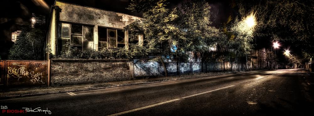 Street of decay by Piroshki-Photography