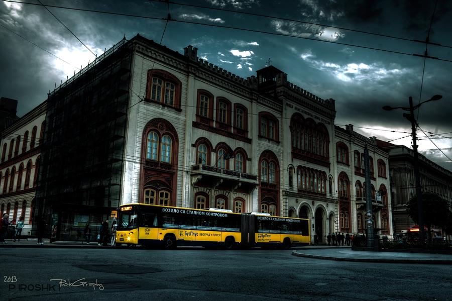 Kapetan Misino Zdanje by Piroshki-Photography