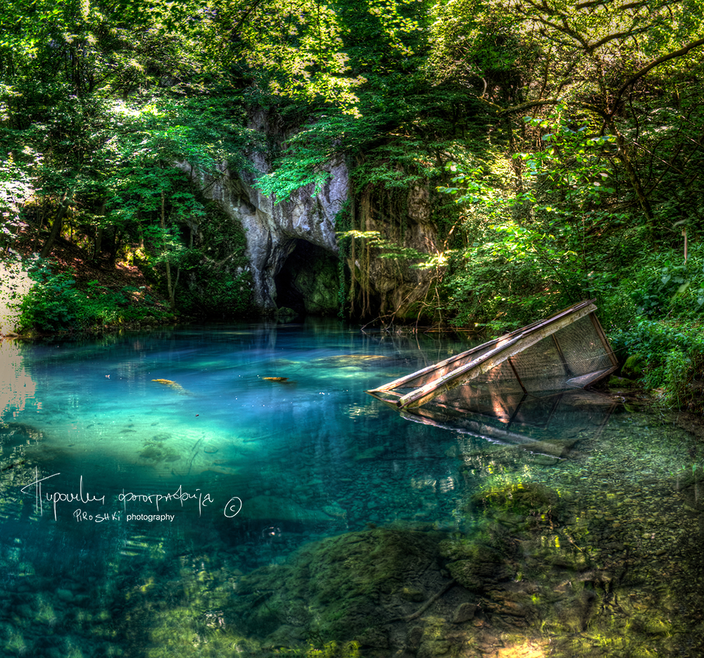 Spring of Krupaja by Piroshki-Photography
