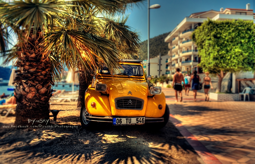 Turkish summer by Pyr0sky