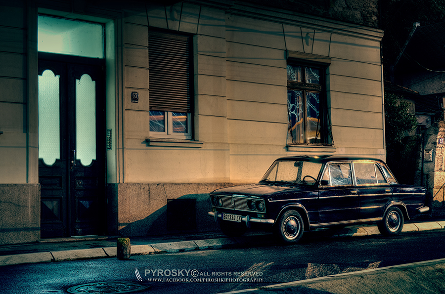 Back in time by Piroshki-Photography
