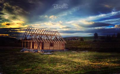 Built your own dream by Piroshki-Photography