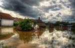 Floods in Serbia 17 may 2014. Svilajnac