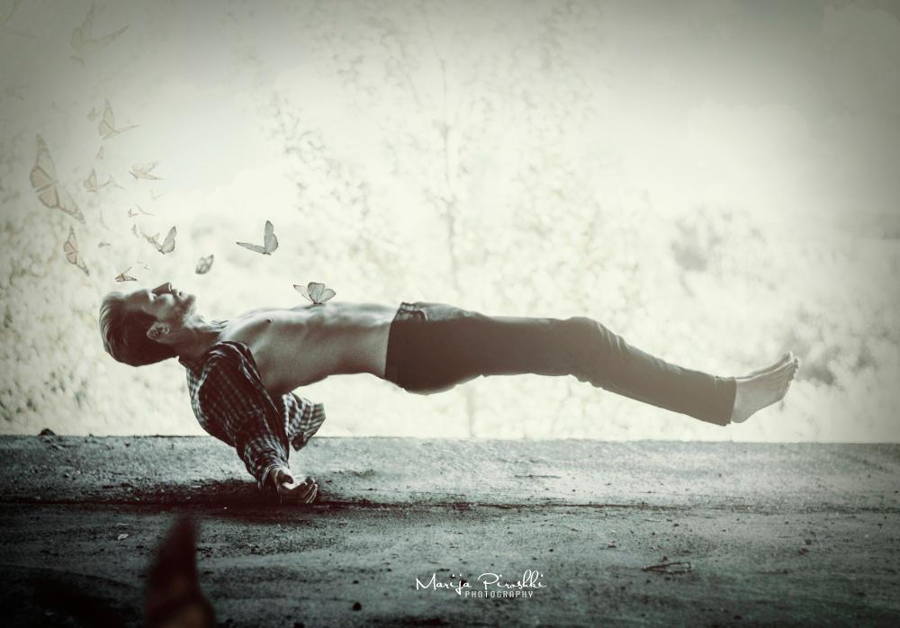 Poem of levitation