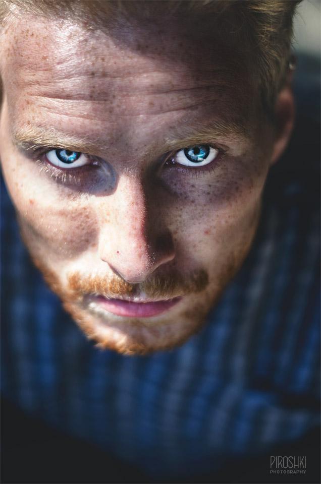 Blue intensity by Piroshki-Photography