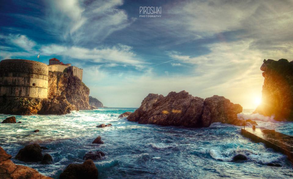 November in Dubrovnik by Piroshki-Photography