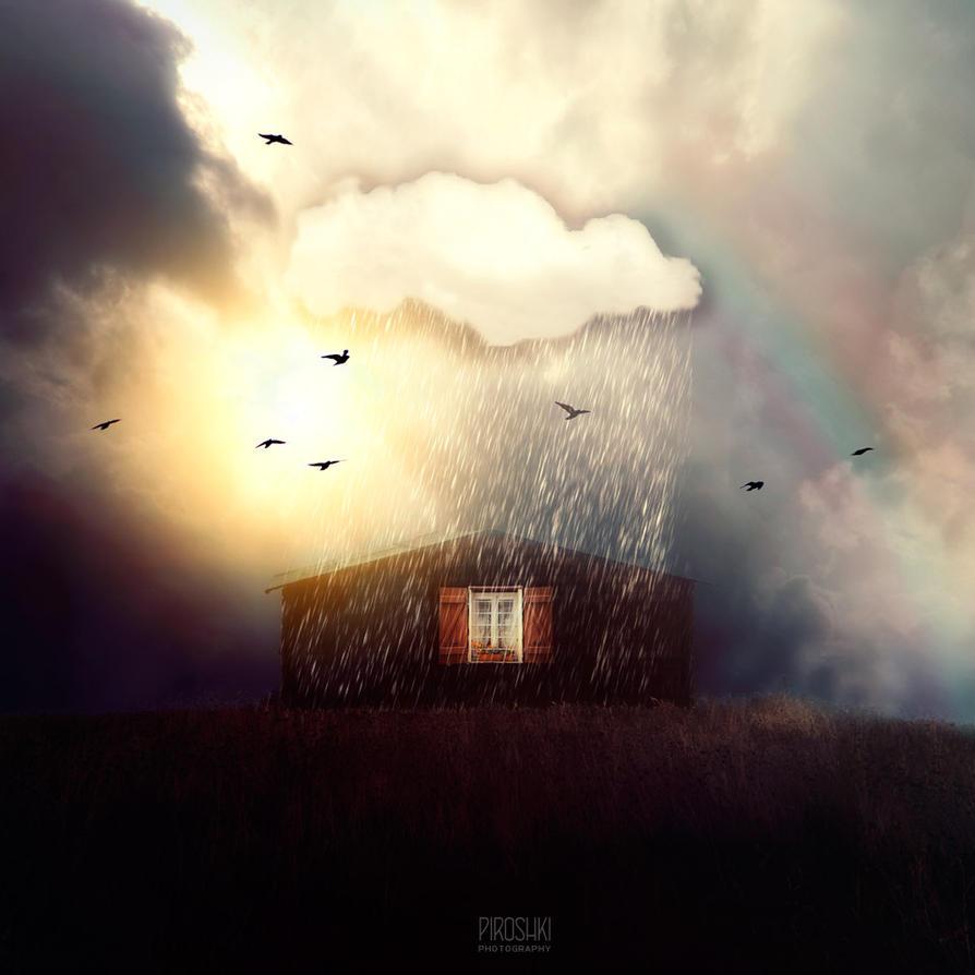 Selfportrait by Piroshki-Photography