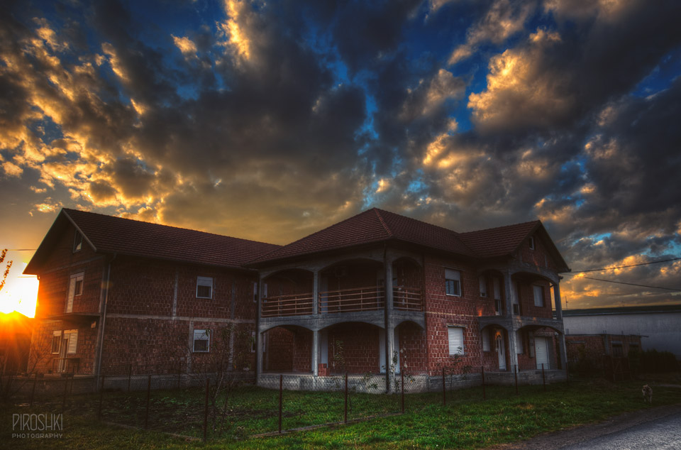 Zemun Polje by Piroshki-Photography