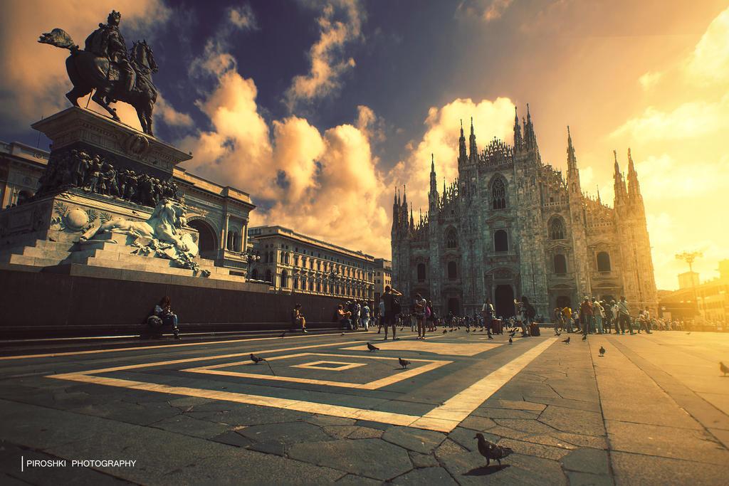 Duomo by Piroshki-Photography