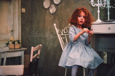 Fairy ginger by Piroshki-Photography