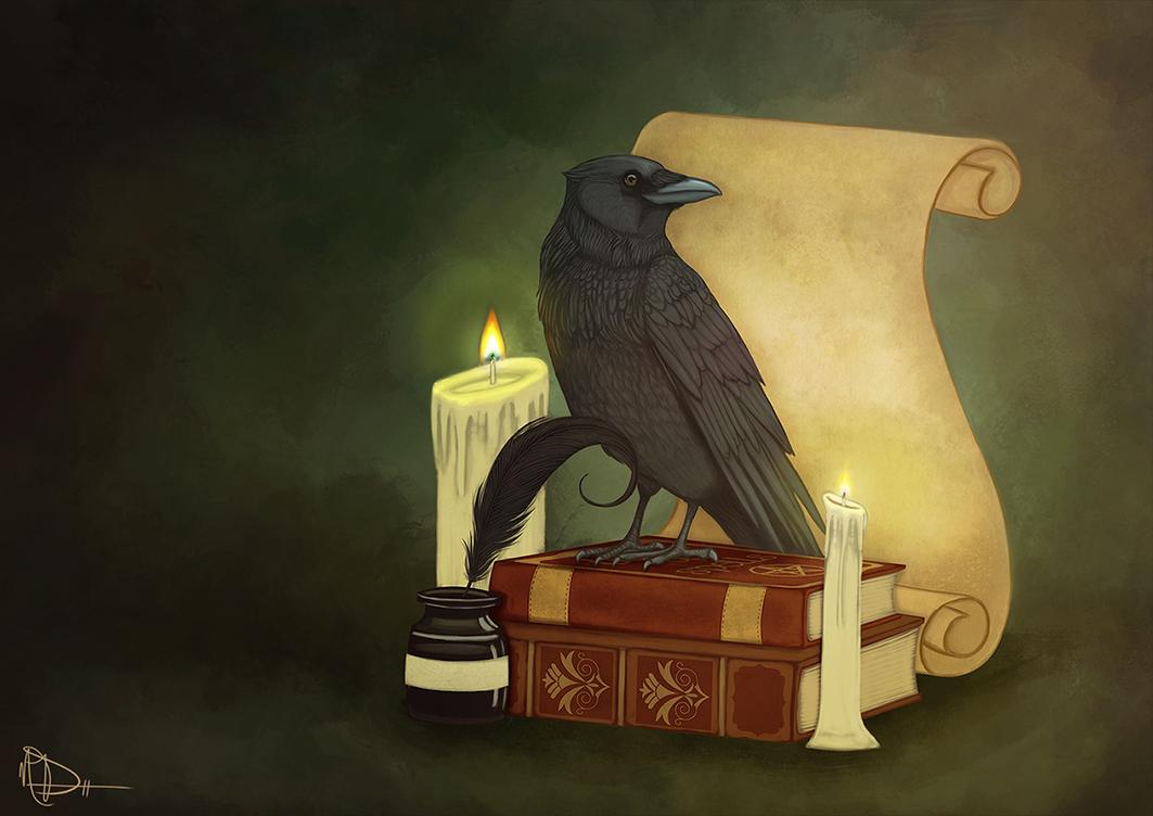 The Crow's Studies by Sokalo