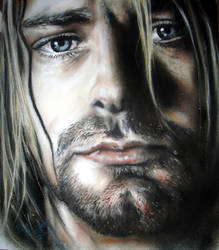 Cobain by astarvinartist