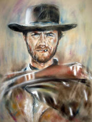 For A Few Dollars More by astarvinartist