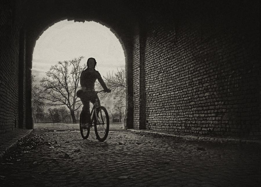 tunnel by Vlad-Off-kru