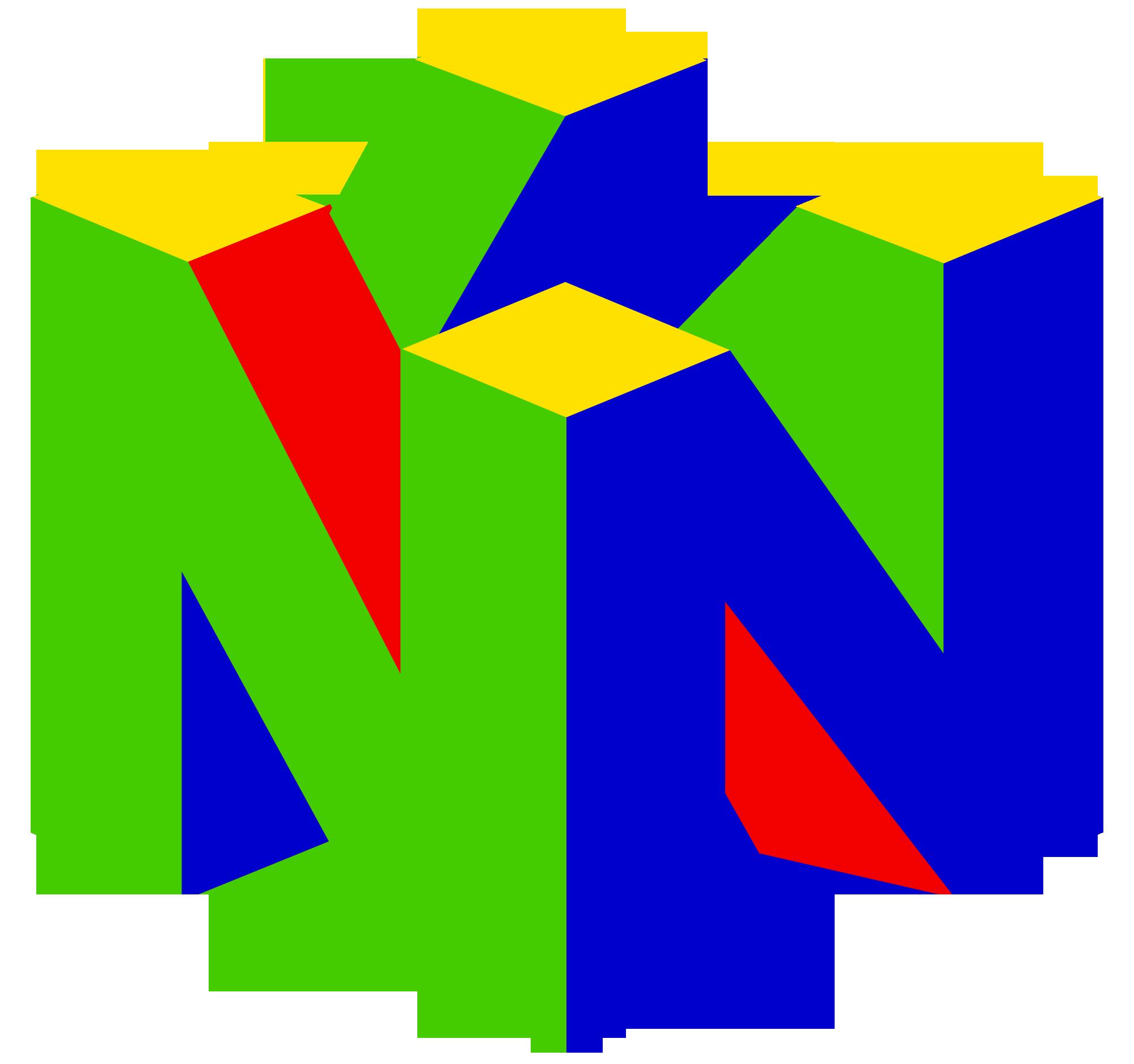 Nintendo 64 Logo by MrMaclicious on DeviantArt