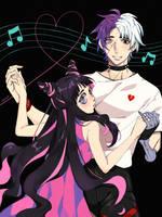 <b>Dance With Me</b><br><i>ikkuyo</i>