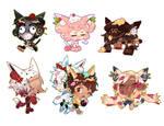 FoodFight- Sprinkle Kitties