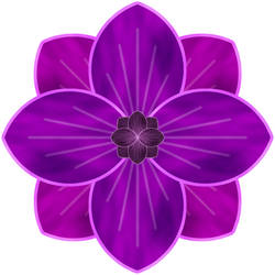 Purple Flower 1