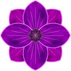 Purple Flower 1