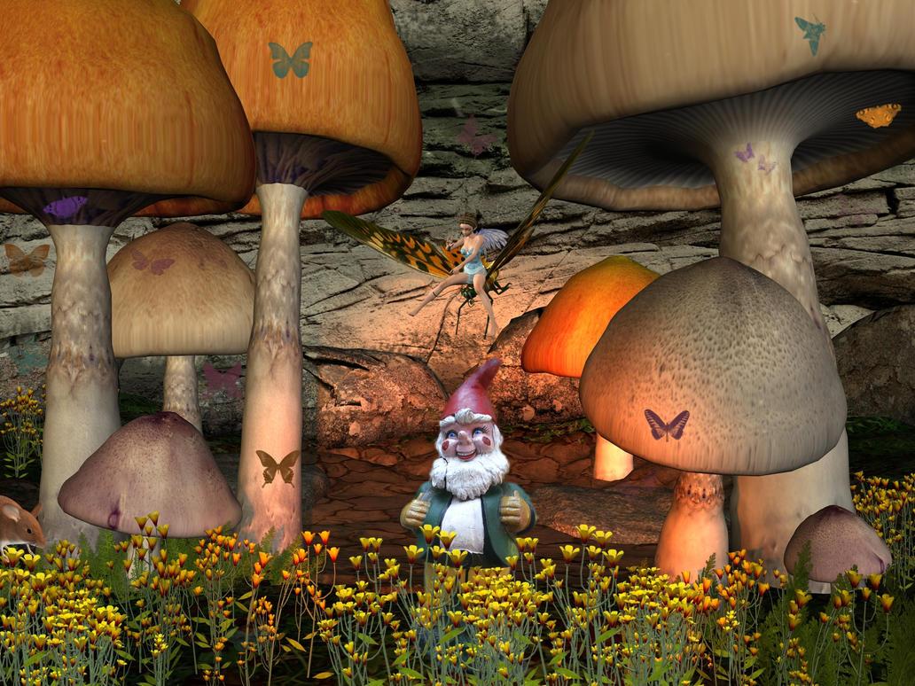 Pornographic garden gnomes pornos photos